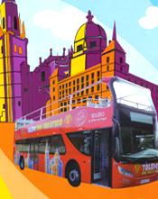 Bus Turístico Toledo
