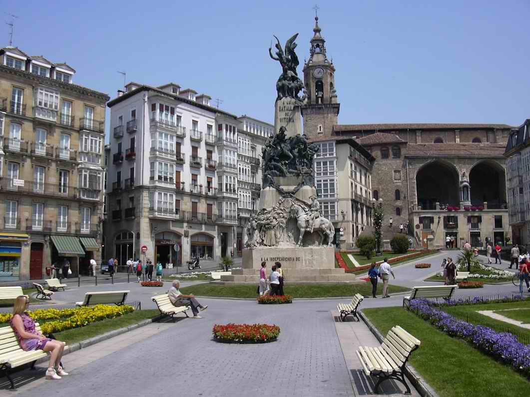 Personajes Comunes En Un Viaje En Autobús: Viajes A Vitoria