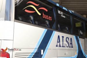 autobus con WIFI