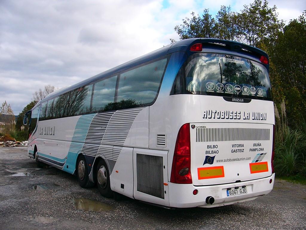 Bus Para Union City