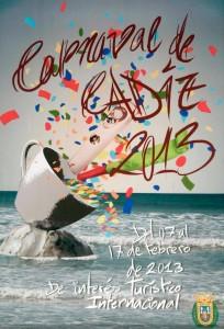 Cartel del Carnaval de Cádiz
