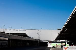 Estacion de autobuses sur de madrid Mendez Alvaro