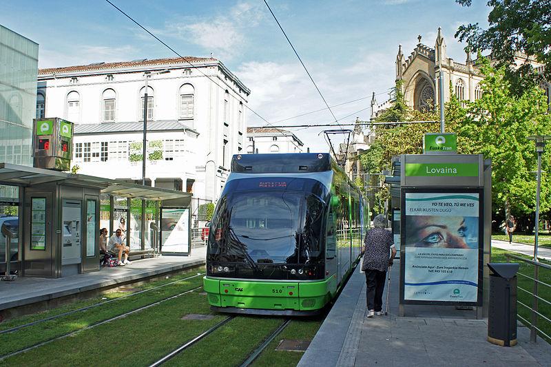 Vitoria-EuskoTran