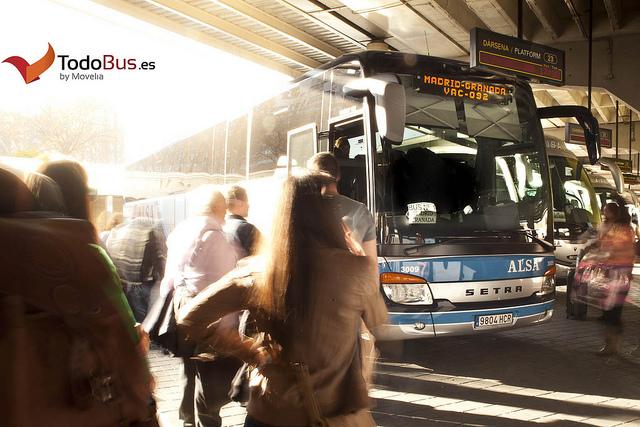 Estación de Autobús Todobus