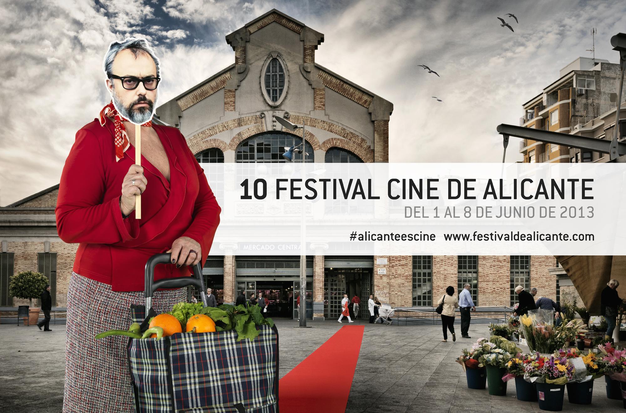 cartel festival de cine de alicante