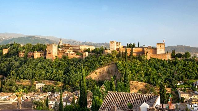 Autobus Madrid-Granada
