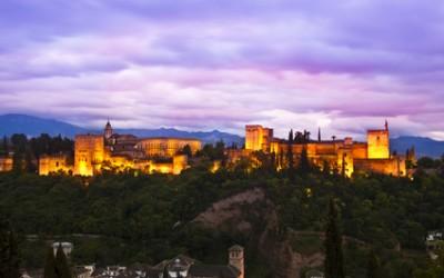 La Alhambra Patrimonio de la Humanidad en España