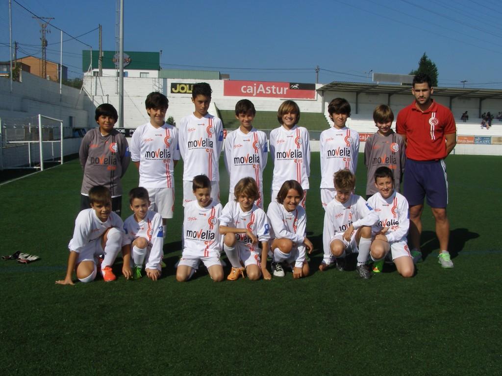Escuela Fútbol JIN Gijón