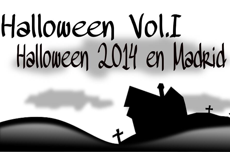 Halloween 2014 en Madrid