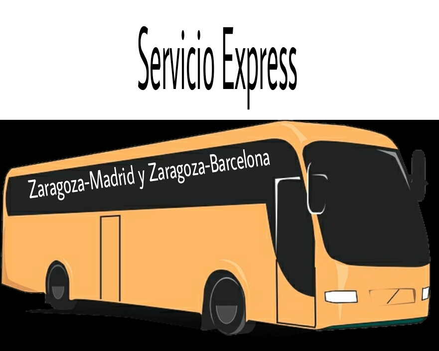Servicio Express autobuses