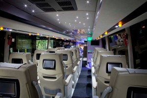 interior AUTOBUS PREMIUM