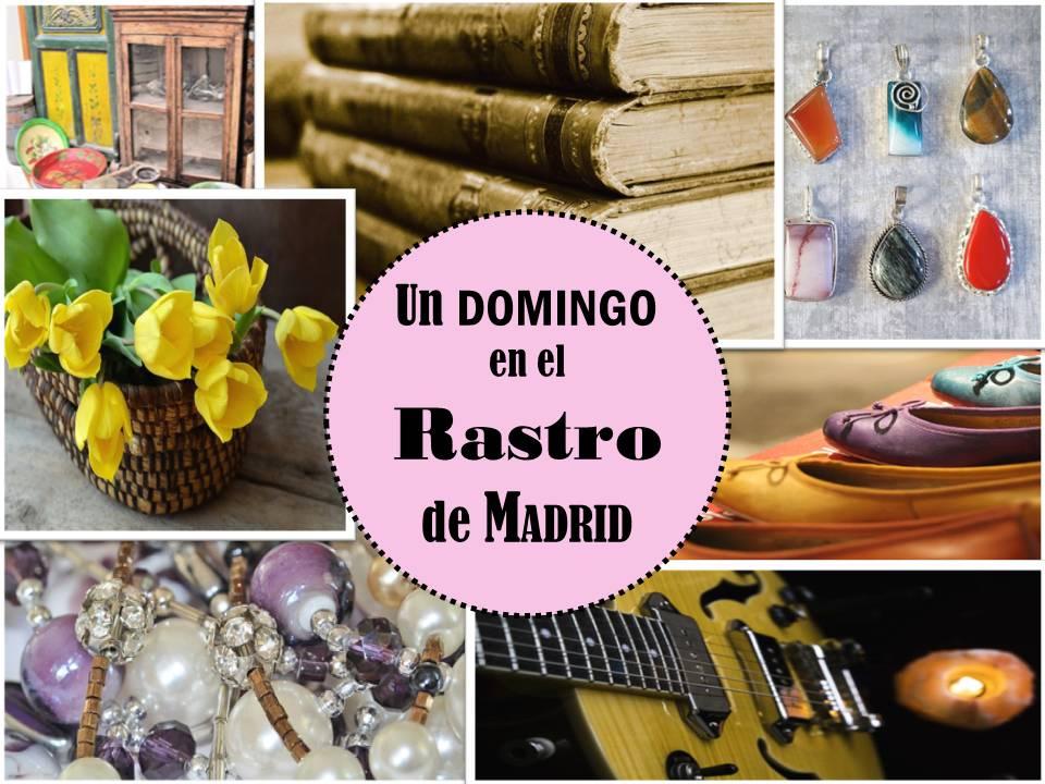 DOMINGO RASTRO DE MADRID