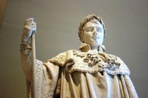 napoleon, museo del louvre