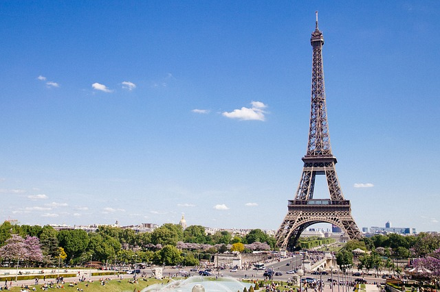 unas cuantas razones para viajar a paris