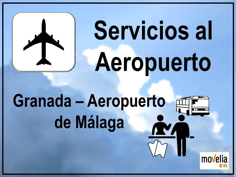 Autobus Granada - Aeropuerto Malaga
