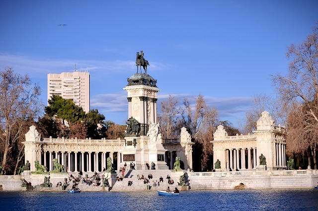 Lugares con encanto el retiro de madrid - Madrid sitios con encanto ...