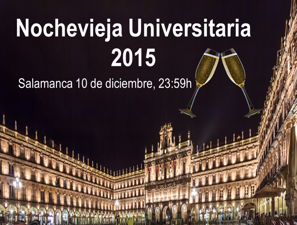 Nochevieja Universitaria 2015