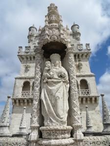 torre belem estructura