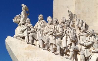 monumento descubrimientos portadas