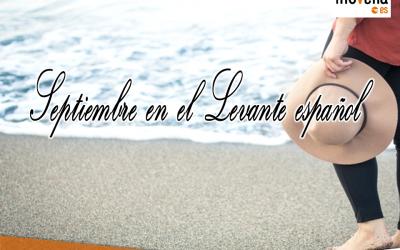 Septiembre en el Levante español