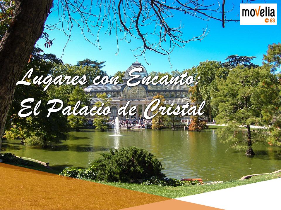 Lugares con encanto el palacio de cristal de madrid - Lugares con encanto ...