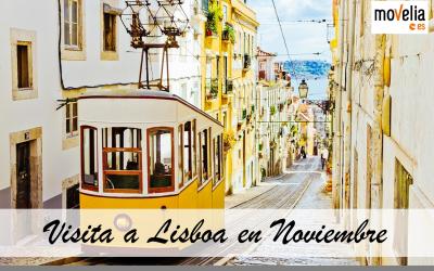 Visita a Lisboa en Noviembre
