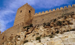 alcazaba almeria