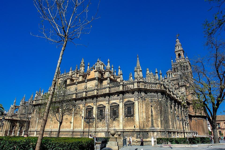 catedral sevilla Semana Santa