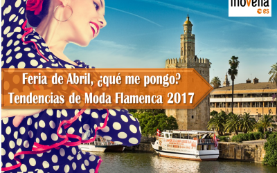Feria de Abril Tendencias moda flamenca 2017