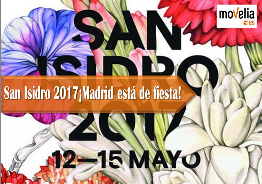 Fiestas de San Isidro 2017 Madrid