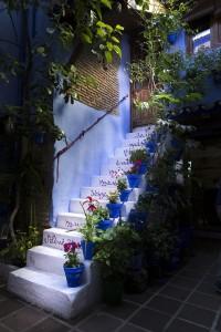 patios cordoba escaleras