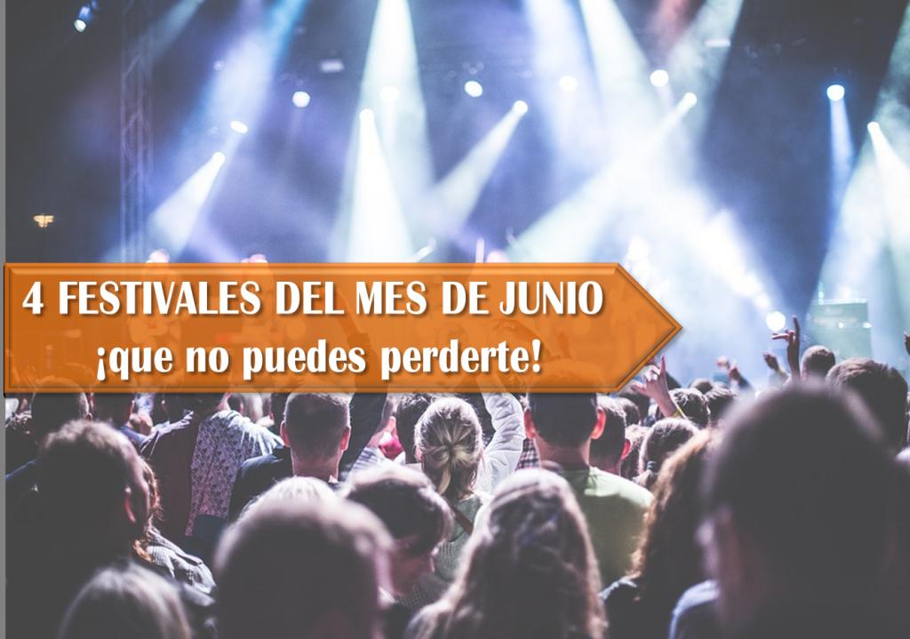 Festivales Junio 2017