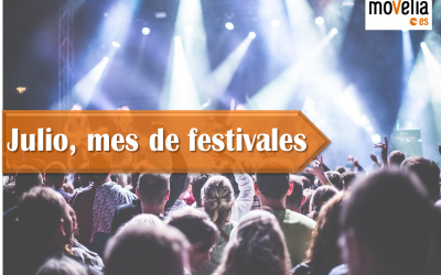 Festivales Julio 2017