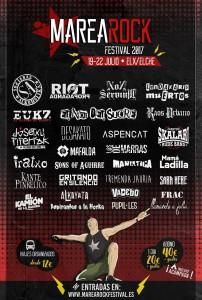 marea rock festival