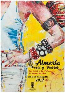 cartel feria almeria 2017