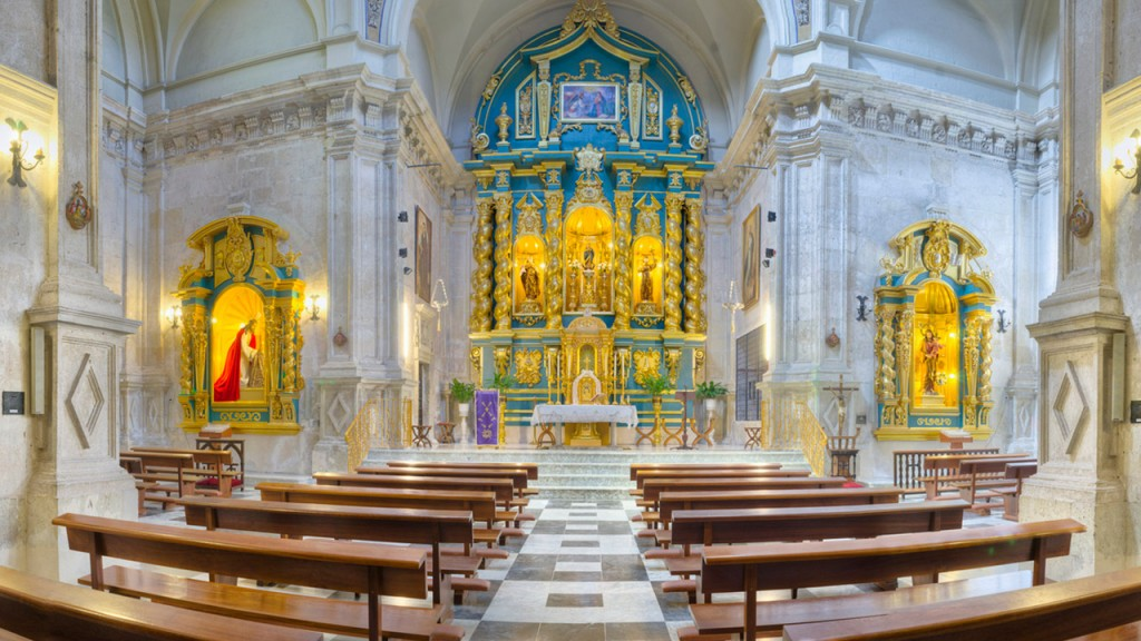 convento de las claras almeria