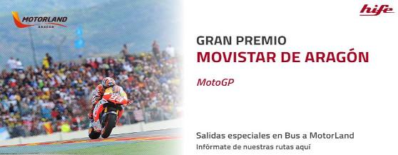 Gran Premio Movistar de Aragón Motorland Hife
