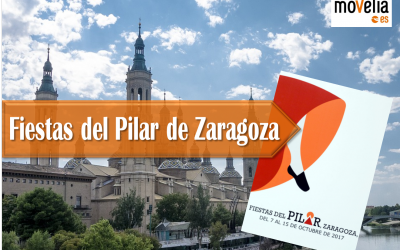 Fiestas Pilar Zaragoza 2017