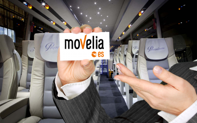 Travel Manager Movelia autobus