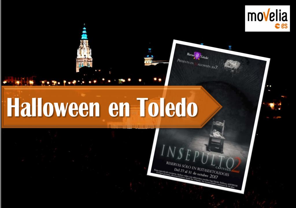 Halloween en Toledo