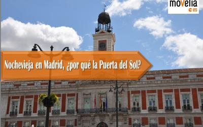 Nochevieja Puerta del Sol Madrid