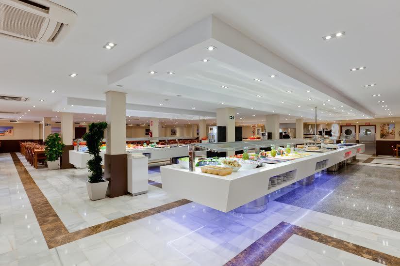Buffet Hotel Helios Benidorm