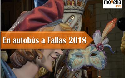 Autobus Fallas 2018