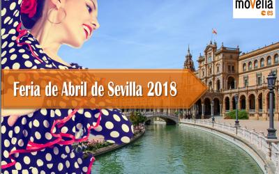 Portada Feria de Abril Sevilla 2018