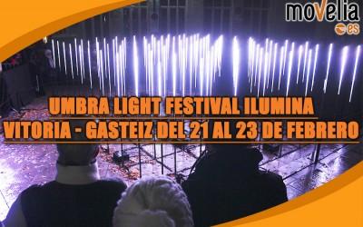 umbra light festival vitoria gasteiz