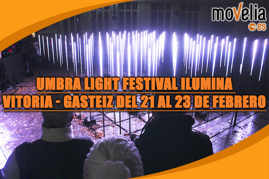 umbra light festival vitoria gasteiz