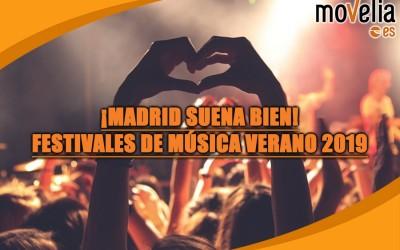 Madrid Festivales 2019