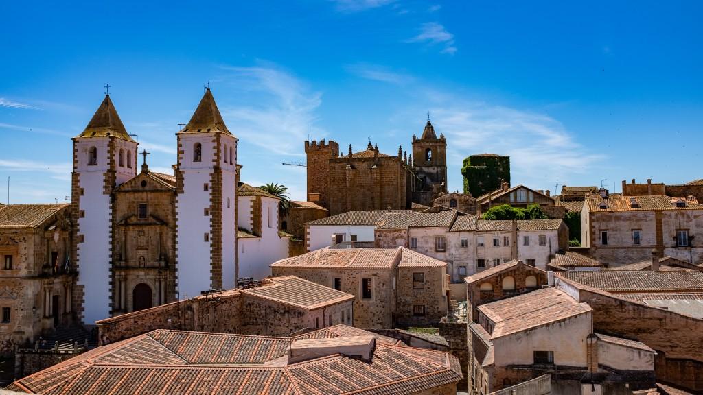 Cáceres: villa de Cáceres